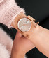 Rose gold-tone stainless steel watch Sale - Paul McNeal Sale