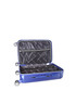 3pc blue spinner suitcase nest Sale - platinium Sale