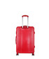 3pc red spinner suitcase nest Sale - platinium Sale