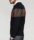 Black embellished knit jumper Sale - kuegou Sale