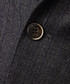 Charcoal pure wool tweed blazer  Sale - hackett london Sale