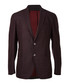 Bordeaux wool single breasted blazer Sale - hackett london Sale