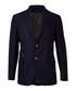 Navy pure wool single breasted blazer  Sale - hackett london Sale