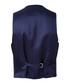 Steel blue wool waistcoat Sale - hackett london Sale