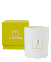 Harmony mandarin & basil scented candle