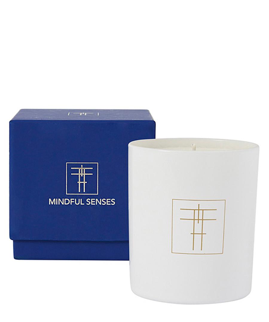 Hopeful geranium & bergamot candle Sale - Mindful Senses
