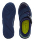 Navy & lime buckle sneakers Sale - Christopher Kane Sale