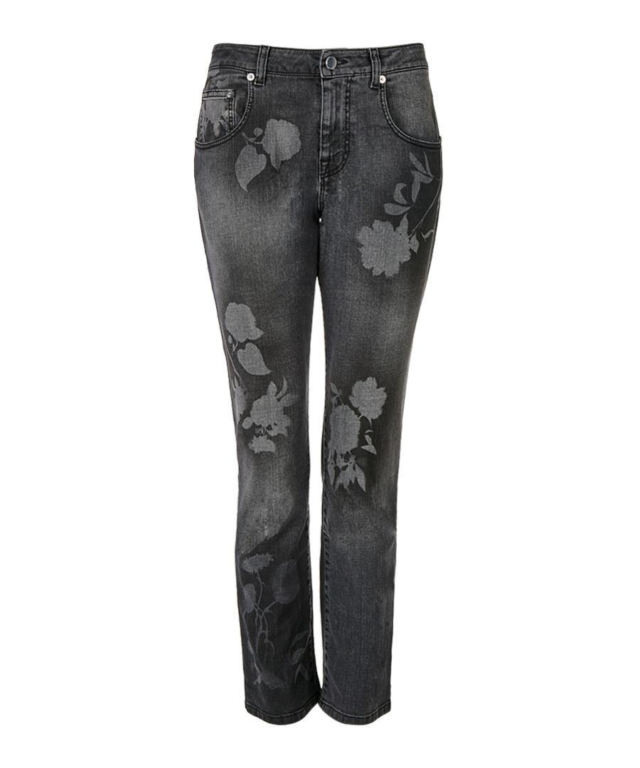 Light grey cotton straight jeans Sale - Christopher Kane