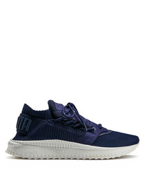 Tsugi Shinset Raw blue sneakers