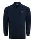 Navy pure cotton polo shirt Sale - putney bridge Sale