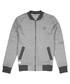 Steel grey pure cotton bomber jacket Sale - putney bridge Sale