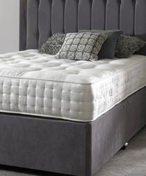White single firm pocket sprung mattress