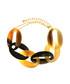 Fusion buffalo horn bracelet Sale - fleur envy gaia Sale