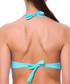 Alisa blue bikini top Sale - fleur farfala Sale