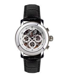 Intemporelle silver-tone watch