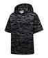 Men's black cotton camouflage hoodie Sale - puma Sale