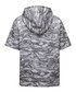 Men's grey cotton blend camo hoodie Sale - puma Sale