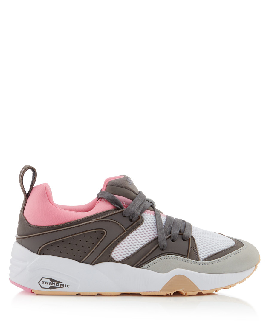 Blaze Of Glory grey sneakers Sale - puma