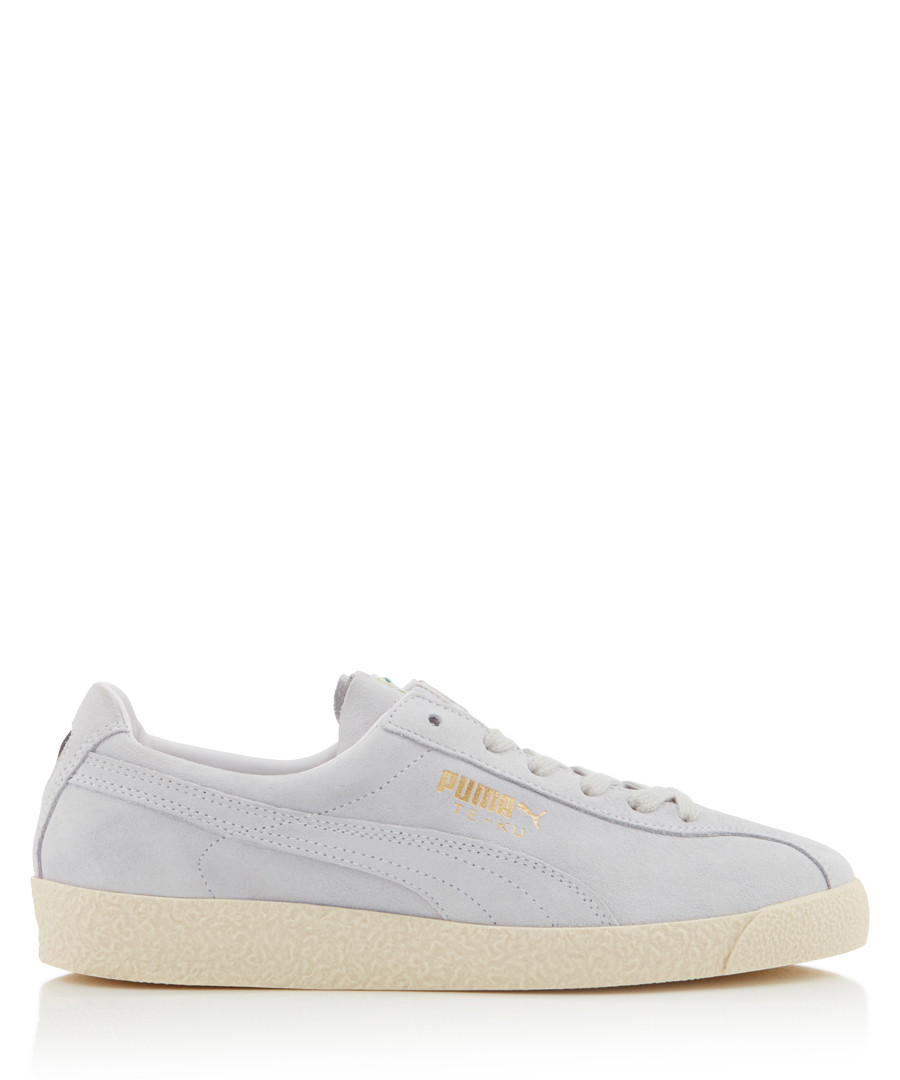 Te-Ku white lace-up sneakers Sale - puma