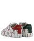 Women's white leather logo sneakers Sale - gucci Sale