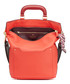Orsett Small orange leather grab bag Sale - anya hindmarch Sale