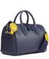 Wink indigo leather grab bag Sale - anya hindmarch Sale