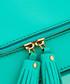Butterfly arsenic lambskin satchel Sale - anya hindmarch Sale