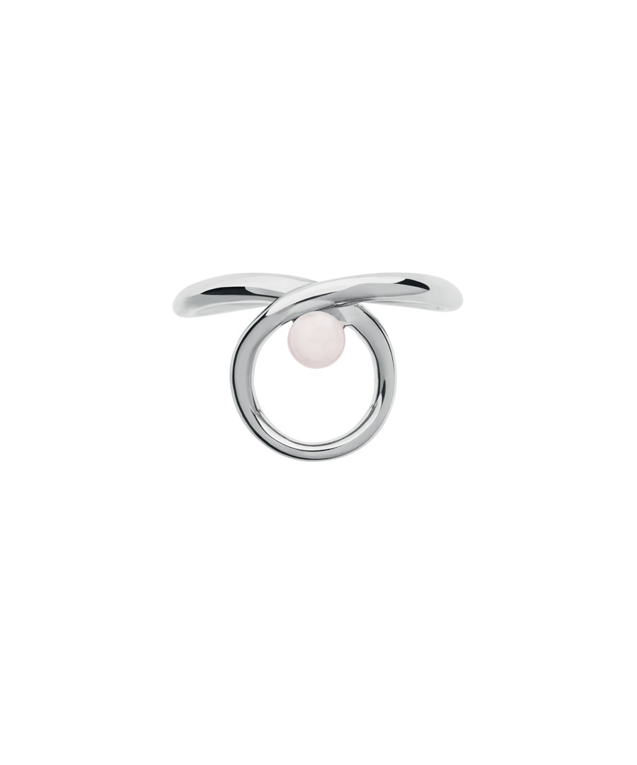 Serpentine sterling silver & opal ring Sale - links of london