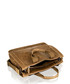 Tan leather briefcase Sale - woodland leather Sale