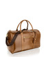 Cognac leather holdall Sale - woodland leather Sale