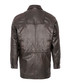 Men's brown nappa leather coat Sale - woodland leather Sale