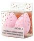 2pc pink beauty blending sponges Sale - zoe ayla Sale