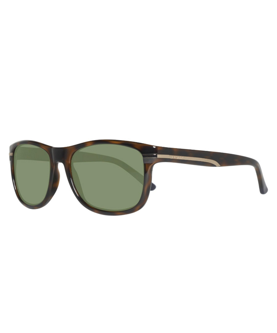 Brown flecked  sunglasses Sale - gant