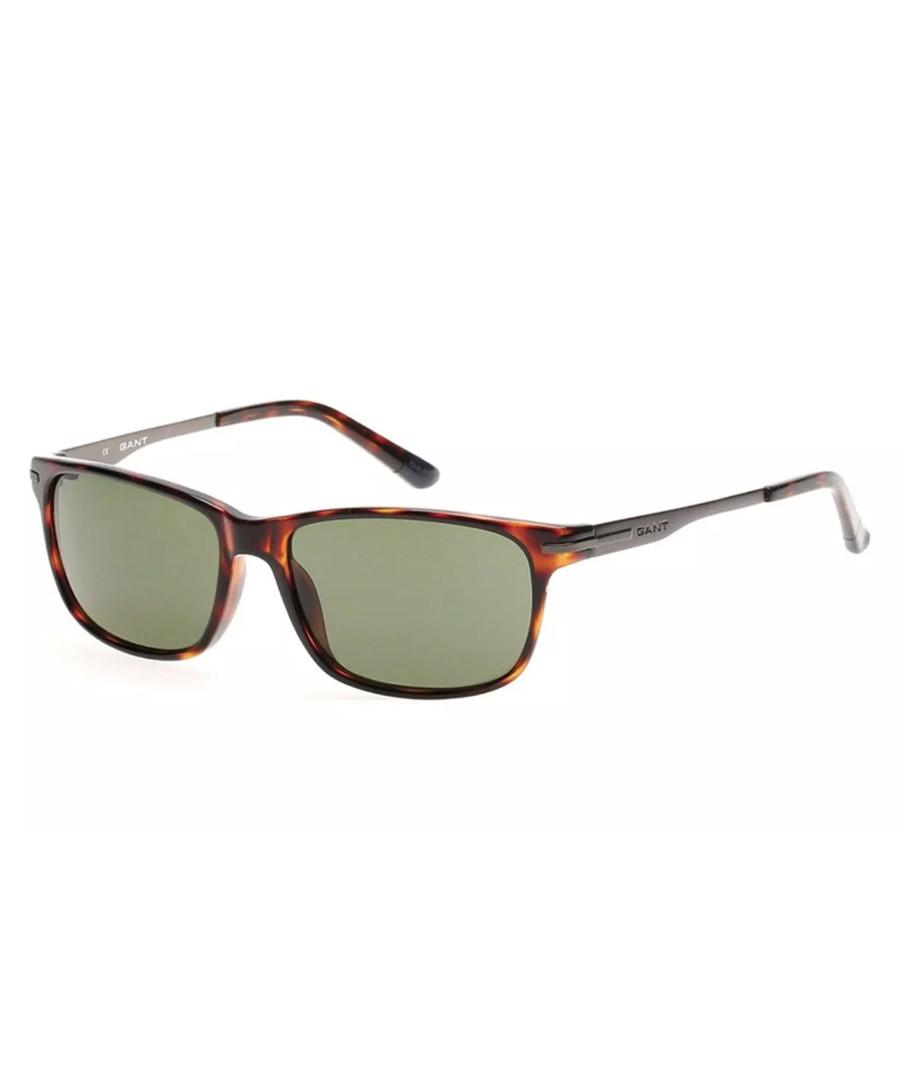 Tortoiseshell frame sunglasses Sale - gant