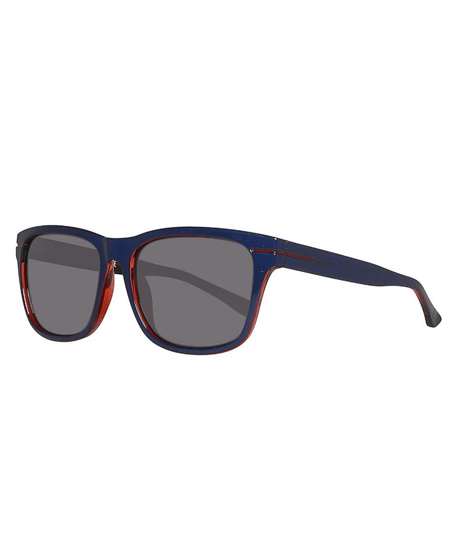 Blue & red frame sunglasses Sale - gant