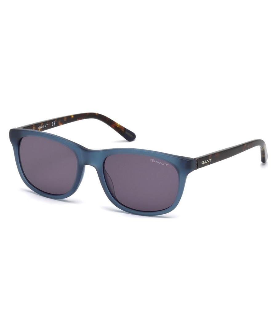 Blue & grey frame sunglasses Sale - Gant