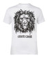 White pure cotton lion T-shirt Sale - roberto cavalli Sale