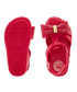 Girl's Glamour pink sandals Sale - zaxy Sale