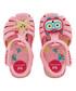 Girl's Owlstar pink glow sandals Sale - zaxy Sale