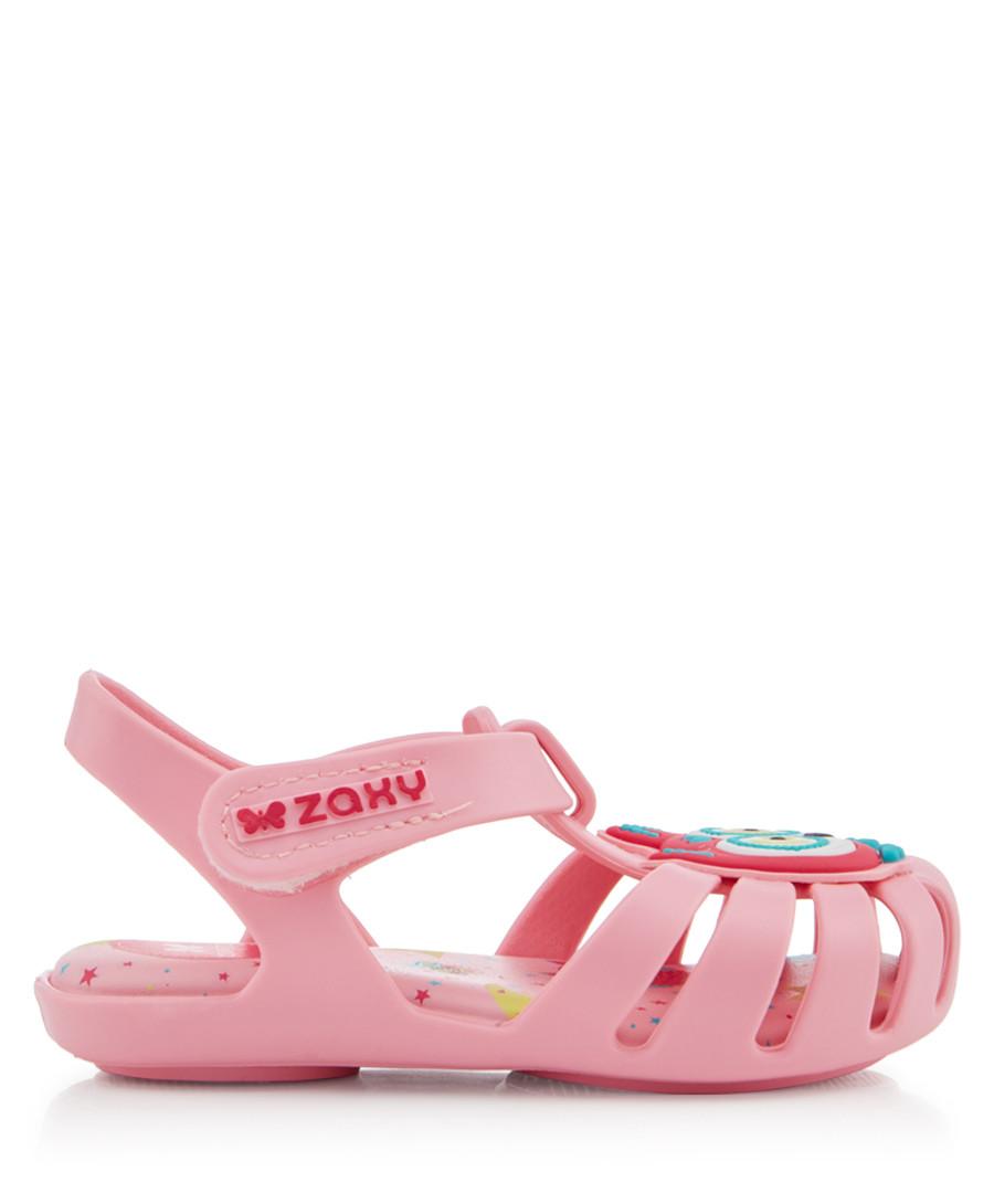 Girl's Owlstar pink glow sandals Sale - zaxy