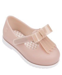 Girl's Mini Classic blush shoes