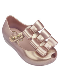 Girl's Mini Ultragirl blush shoes