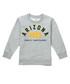 Girl's Arizona grey cotton blend jumper Sale - Varsity Team Players Sale