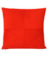 Infinity red cushion cover  Sale - paoletti Sale