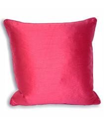 Fiji fuchsia cushion cover