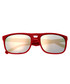 Morea red double bar sunglasses Sale - sixty one Sale
