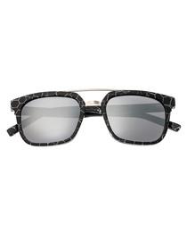 Lindquist black marble sunglasses