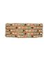 Multi-colour leather beaded bracelet Sale - Lucie & Jade Sale