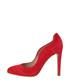 Red suede curve stiletto heels Sale - Roberto Botella Sale