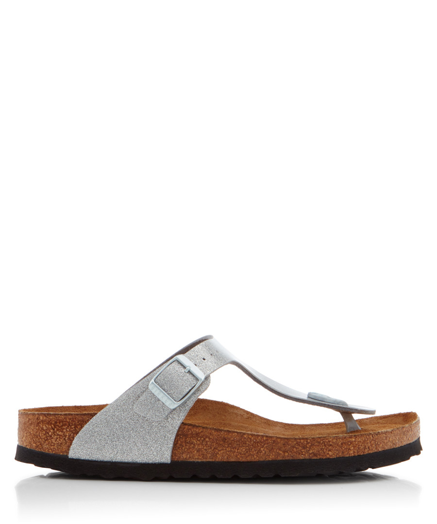Gizeh white T-bar narrow sandals Sale - birkenstock